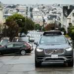 Uber остановил испытания беспилотников в Сан-Франциско
