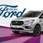 Новый Ford Kuga уже в «НИКО Форвард Мегаполис»