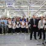 Поставщик компонентов Volkswagen открыл новое производство на Тернопольщине