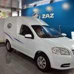 ЗАЗ начал продавать фургон Vida Cargo