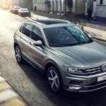 Названый цены нового Volkswagen Tiguan для России