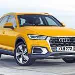 Новый Audi Q3 готовят к переходу на электротягу