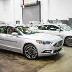 Самоуправляемый Ford Fusion уже почти похож на обычный автомобиль