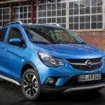 Названа цена Opel Karl Rocks