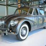 Tatra задумалась о возобновлении производства легковых автомобилей