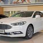 Ford обновил модель Mondeo