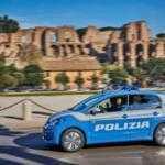 Полиция Рима начала использовать электромобили VW e-up!