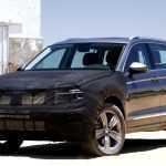 Volkswagen показал три новые модели на испытаниях