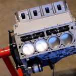 Рабочая модель распечатанного на 3D принтере двигателя: Видео