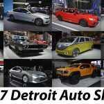 Большая подборка фотографий с 2017 Detroit Auto Show
