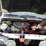 Что произойдет если вместо моторного масла залить в двигатель Кока-Колу