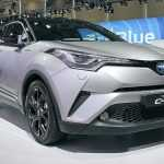Росстандарт сертифицировал Toyota C-HR в России