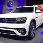 Новый Volkswagen Atlas может стать пикапом