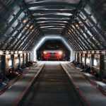 «Укрзализныця» удвоила перевозки автомобилей в вагонах-автомобилевозах