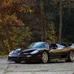 Редкий Ferrari F50 продадут через аукцион