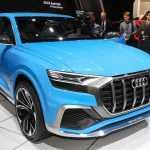 Детройт 2017: концепт Audi Q8 намекнул на новый кроссовер