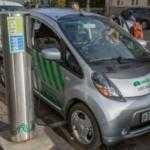 В России упал спрос на электромобили