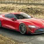 Новая Toyota Supra будет не просто «Тойотой»