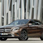 Mercedes GLA: дешевле и раньше чем в ЕС