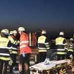 Немец повредил свою «Теслу» для спасения другого водителя