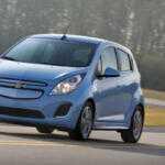 Электрический Chevrolet Spark сняли с производства