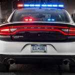 Полицейские Dodge Charger предупредят о нападении с тыла