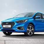 Представлен седан Hyundai Solaris нового поколения