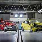 Euro NCAP сравнил в краш-тестах старый и современный хэтчбеки (видео)