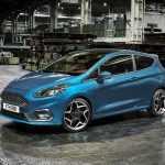 Представлен новый Ford Fiesta ST: три цилиндра и 200 л.с.