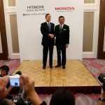Honda и Hitachi будут совместно выпускать моторы для электромобилей