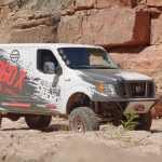Nissan превратил фургон в полноценный внедорожник