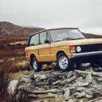 Land Rover полностью восстановит десять классических Range Rover