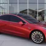 Tesla анонсировала старт производства Model 3