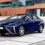 Все водородомобили Toyota Mirai отозваны для ремонта