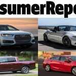 Топ 10 самых лучших автомобилей в 2017 году по версии Consumer Reports