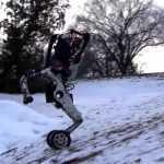 В Boston Dynamics разработали прародителя Терминатора: Видео