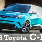 Первый обзор кроссовера 2018 Toyota C-HR | Встречают по одежке