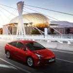 Новое поколение Toyota Prius дебютирует в России