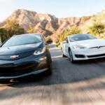 Составлен рейтинг электромобилей по запасу хода