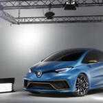 Женева 2017: электромобиль Renault Zoe превратился в полноприводный спорткар