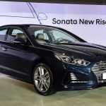 Седан Hyundai Sonata получил 8-ступенчатый «автомат»