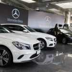 Mercedes-Benz представил в Украине три новых универсала
