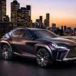 Концепт Lexus UX превратится в серийный кроссовер