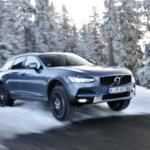 Тест Volvo V90 Cross Country: с высоты положения