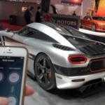 Koenigsegg сможет отследить любой из своих суперкаров