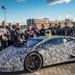 Lamborghini Huracan установил рекорд круга на Нюрбургринге