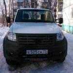 Новый УАЗ Карго уже скоро станет на конвейер