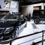 Общая мощность 8 моделей Brabus на стенде автовыставки в Шанхае составила 6.000 л.с.