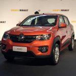 Renault Kwid потяжелел на 140 кг для повышения безопасности