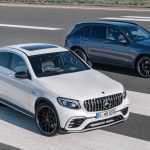 Спорткар AMG GT поделился двигателем с кроссовером Mercedes-Benz GLC